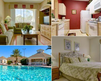 Spacious Interior - Free Wi-Fi - Near Disney - Windsor Palms Resort - Four Corners