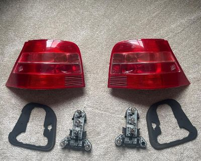 Hella/in.pro All Red Golf/GTI Taillights