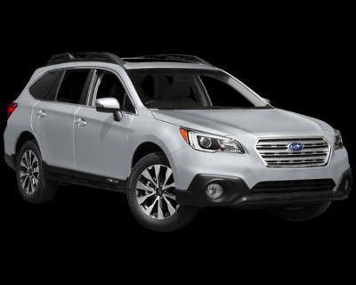 Pre-Owned 2015 Subaru Outback 2.5i AWD