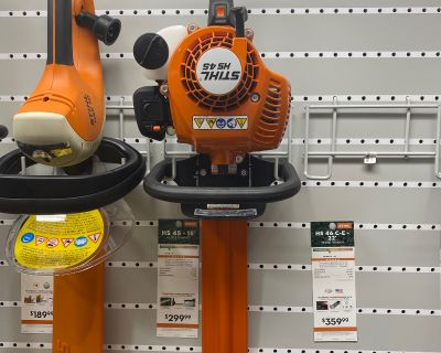 Stihl HS 45 Hedge Trimmers Marion, NC