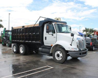 $6,390 Down / Tandem Axle Dump Truck / 354k Miles