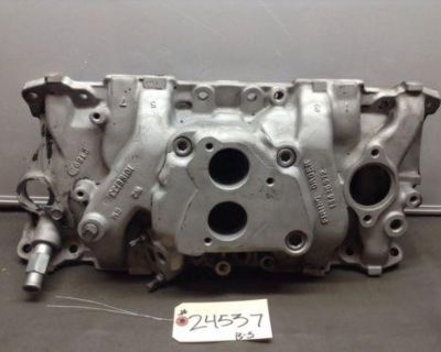 Gm/chevy 305/350 Engine Intake Manifold (10166133) (b-5) #f24537