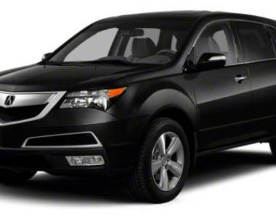 2010 Acura MDX Technology with Entertainment Package