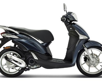 2021 Piaggio Liberty 50 Scooter New Haven, CT