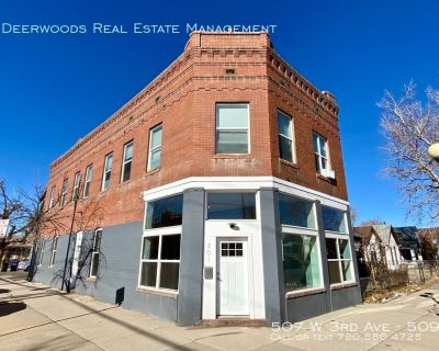 Hardwood Floors, High Ceilings, Large Windows, SS Appliances, W/D In Unit