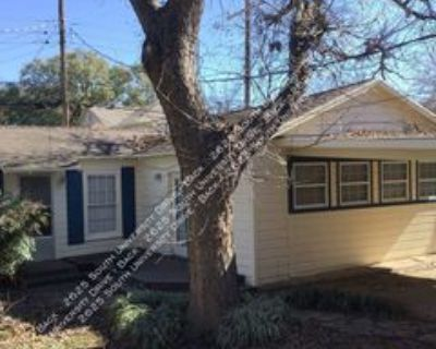 2625 S University Dr #BACK, Fort Worth, TX 76109 1 Bedroom Apartment