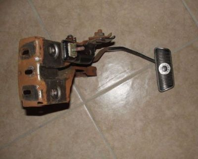 69 Ford Torino Disk Brake Peddal Hanger Bracket Cobra Ranchero Fairlane Cyclone
