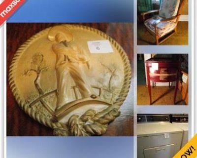 Philadelphia Estate Sale Online Auction - North 33rd Street