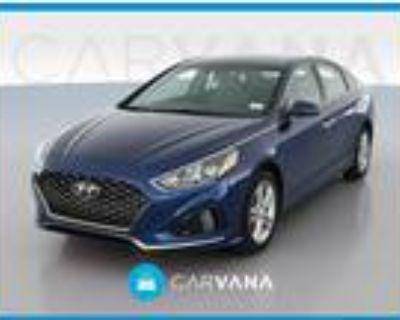 2019 Hyundai Sonata Blue, 14K miles