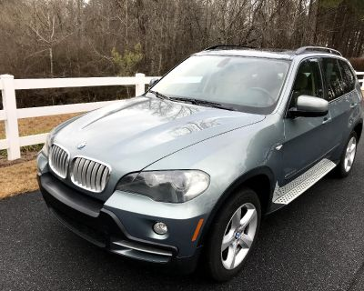 Pre-Owned 2010 BMW X5 xDrive35d AWD SUV