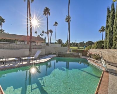 NEW! Modern Home on Golf Course w/ Putting Green! - Palm Desert