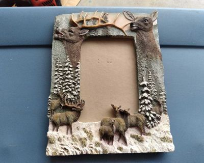 Attractive Wildlife Themed Picture Frame