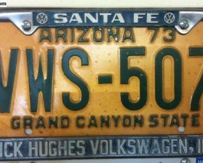 [WTB] NM dealer license plate frame