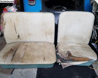 [WTB] Aero Papyrus/Steel seat cover material