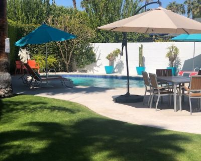 Beautiful Mid-Century Home in South Palm Springs - Araby