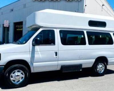 2013 Ford Econoline Cargo Van E-350 Super Duty