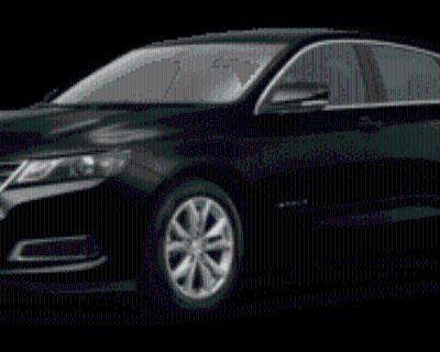 2017 Chevrolet Impala LT with 1LT