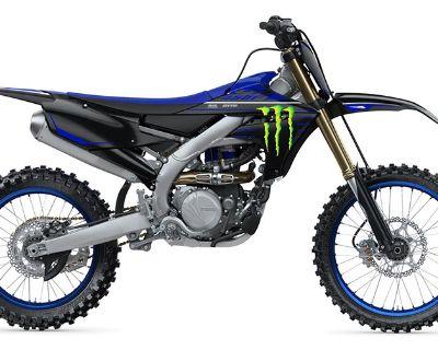 2021 Yamaha YZ450F Monster Energy Yamaha Racing Edition Motocross Off Road Bozeman, MT