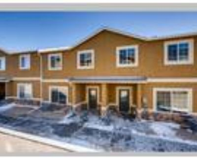 New Townhome - 4% Commission- Accepting Offers Now, Colorado Springs, CO