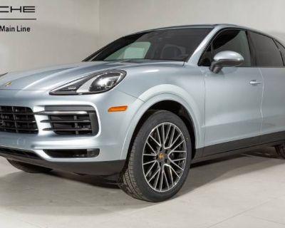 2021 Porsche Cayenne Standard