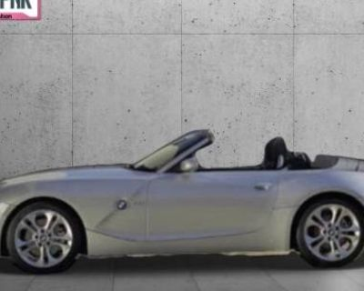 2007 BMW Z4 3.0i