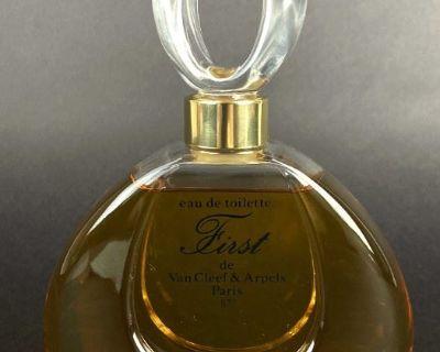 EJ's July 30 Vintage Fashion, Perfume & Handbag Auction