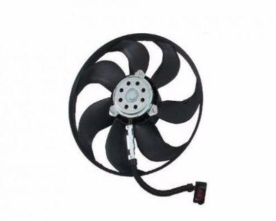 New Driver Left Engine Cooling Fan Motor Meyle 1j0 959 455 Smy Audi Tt Vw Ns