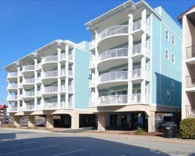 Ocean Block - Oceanview 4 Bedroom Luxury 2 Level Condo with Pool - Midtown Ocean City