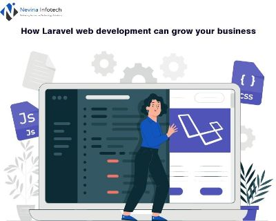 How Laravel web development can grow your business
