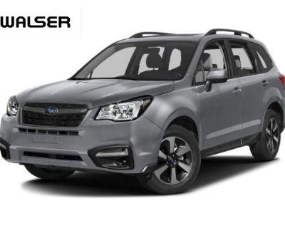 Pre-Owned 2018 Subaru Forester 2.5i Premium