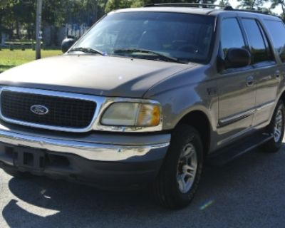 2000 Ford Expedition EL