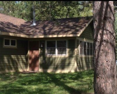 Peaceful cabin retreat on Clearwater Lake (4 season) - Hibbing