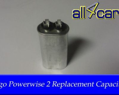 Ezgo Powerwise 2 Replacement Capacitor   Powerwise 2 Charger Capacitor