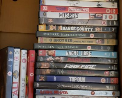 REDUCED DVD Movies