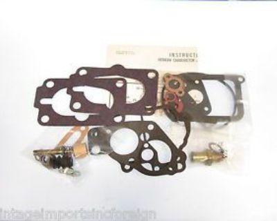 Royze Brand Carburetor Repair Kit Fits Ford Courier W/ Hitachi Carbs 1973 1974