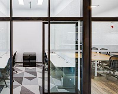 Private Office for 4 at Staples Studio Ottawa