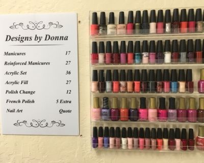 Designs by Donna at Augies 977-1232