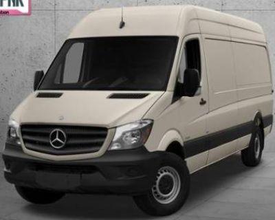 2015 Mercedes-Benz Sprinter Cargo Van 2500
