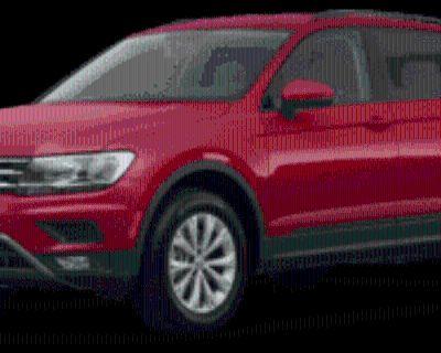 2018 Volkswagen Tiguan S FWD