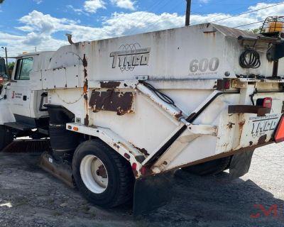 1996 FORD L7000 Sweeper Trucks Truck