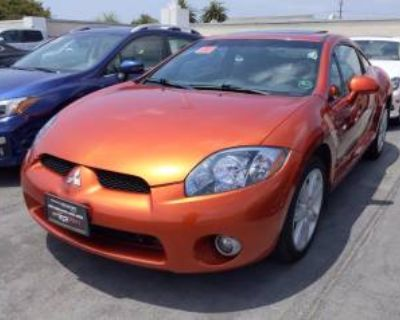 2007 Mitsubishi Eclipse GT Coupe Sportronic