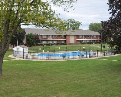 Renovated Des Plaines 2 Bed 1 Bath