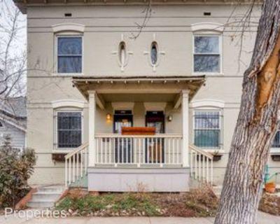 1114 N Corona St #6, Denver, CO 80218 2 Bedroom House