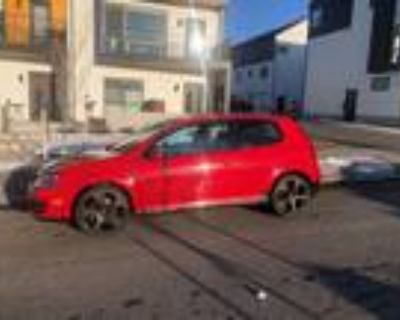 2006 Volkswagen Golf GTI for Sale by Owner