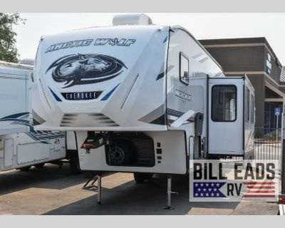 2022 Forest River Rv Cherokee Arctic Wolf 287BH