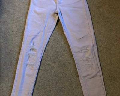 Levi 710 super skinny sz 10 jeans