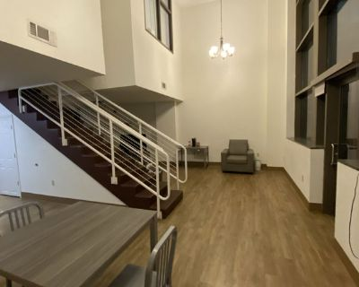 Pre-Furnished Loft Apartment