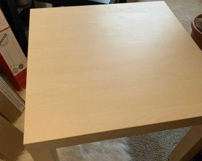 2- IKEA- Side Tables