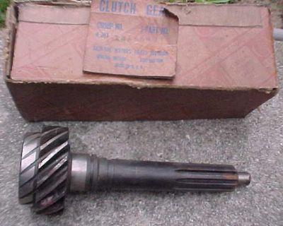 Nos Gm Buick Pontiac Olds Clutch Gear 1940 1941 1946 1947 1948