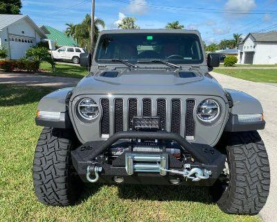 2020 Jeep Wrangler Rubicon Unlimited 3.0 Turbo Diesel